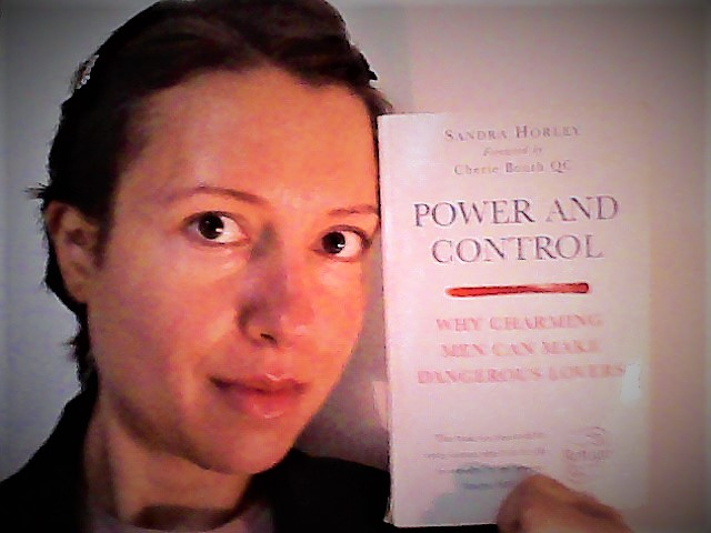 "#book review about domestice #violence ""Power and Control: Why Charming Men Can Make Dangerous Lovers"" by Sandra Horley - Claire Samuel"