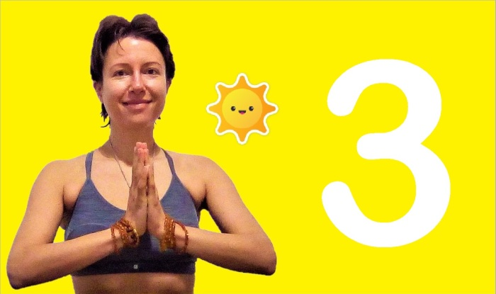 #meditation series: 8-day experiment - episode 3 - Claire Samuel