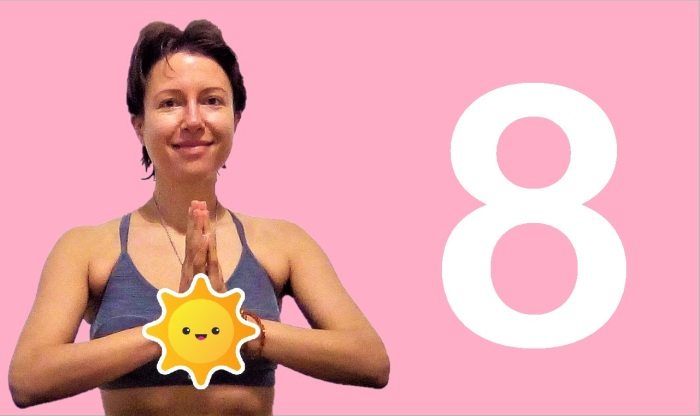 #meditation series: 8-day experiment - episode 8 - Claire Samuel