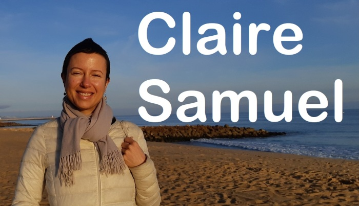 My name is Claire Samuel and my mission is to help women