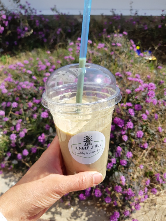 Where to travel in #Portugal as single mother? smoothies