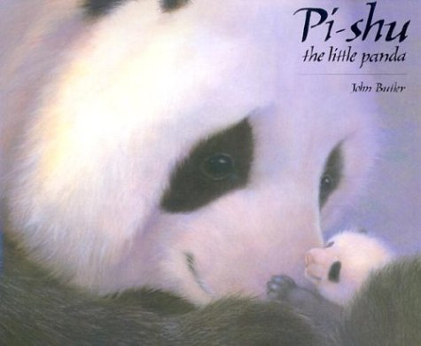 pishu the little panda john butler