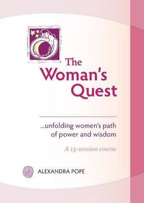 the woman s quest alexandra pope