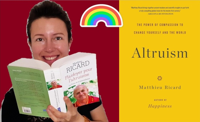 Book review Altruism by Matthieu Ricard #reading