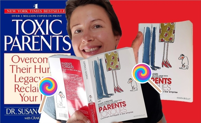 #Book review Toxic Parents by Susan Forward