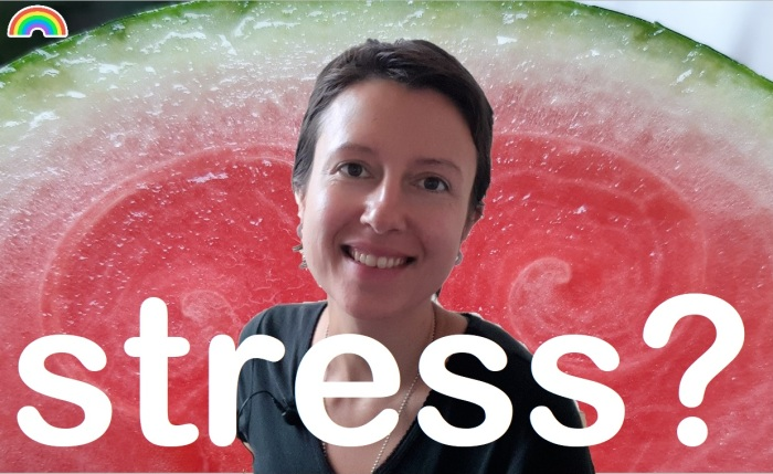 Can it be a choice to be stressed (or not)? #motivation