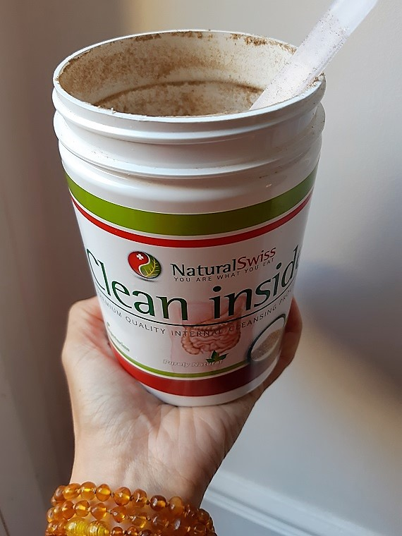 Anti-parasite cleanse review Clean Inside by #NaturalSwiss