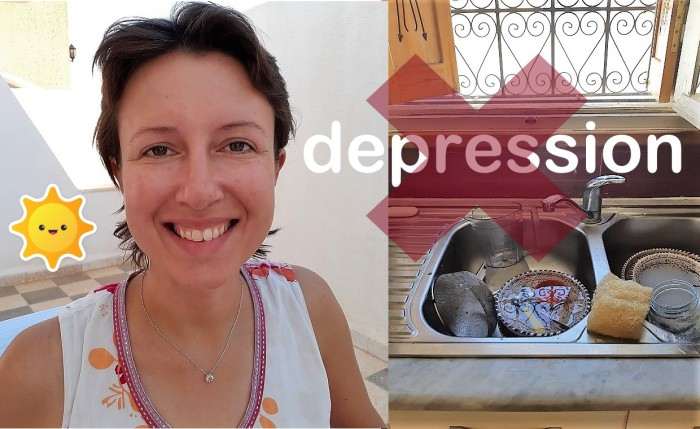 How I was saved from #depression by these two mind hacks