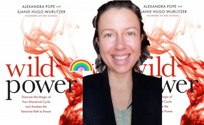 #Book review Wild Power by Alexandra Pope #divinefeminine