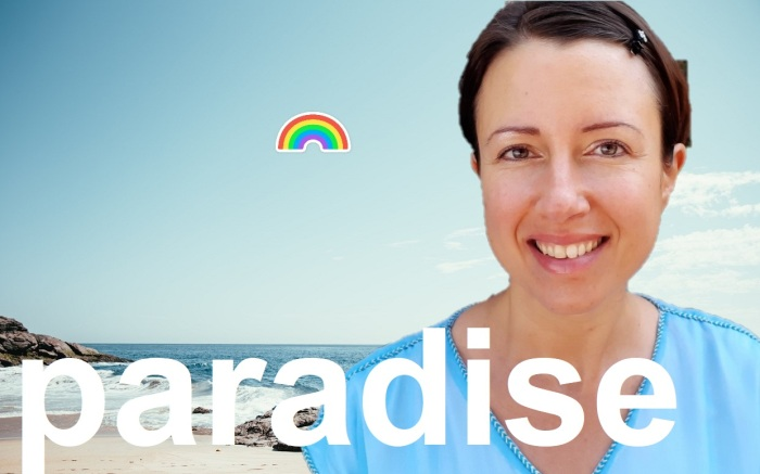 Is it #paradise to live in paradise?