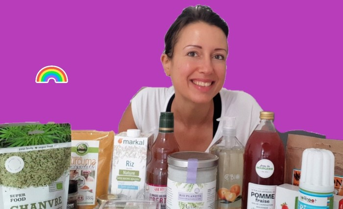 Back from the #organic #store or products to inspire you