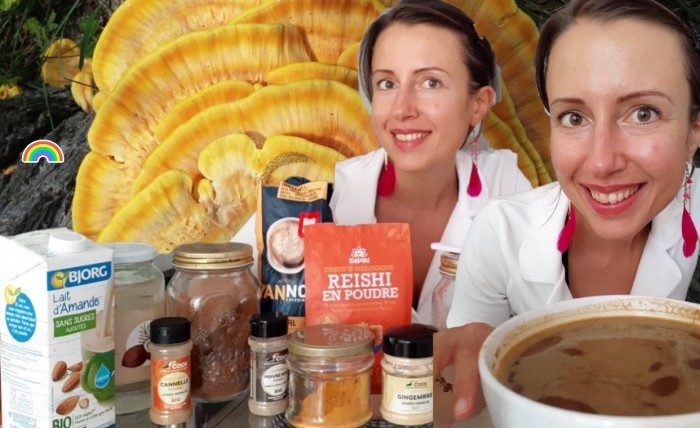How to use #reishi or I eat #raw but not cold