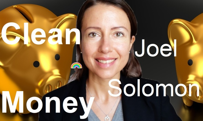 Review of the #book #CleanMoney by Joel Solomon or #money as a force for good