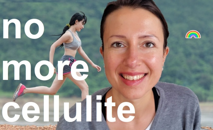 How I lost almost all of #my cellulite