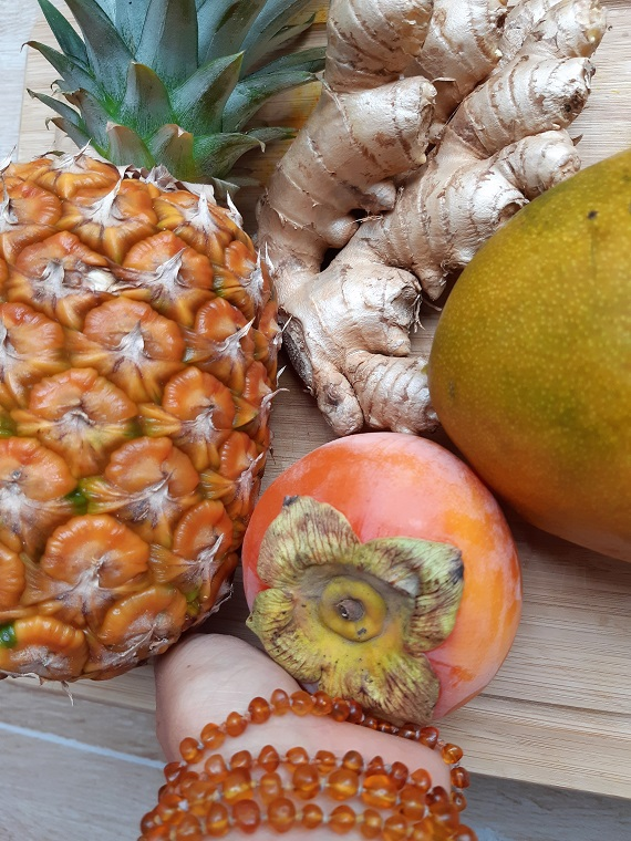 Of a #mango #craving or exotic #smoothie recipe